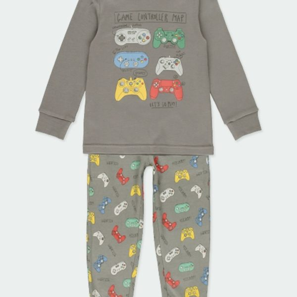 pijama interlock games de nino